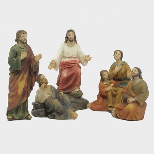 Passionsfiguren Die Bergpredigt 9cm