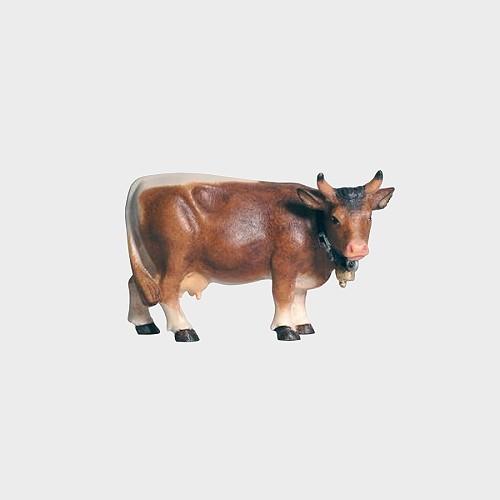 Mahlknecht 041 Krippenfigur Kuh rechtsschauend