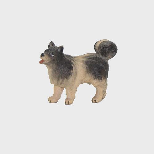 PEMA 156 Krippenfigur Hund Spitz