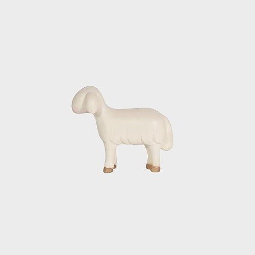 Krippenfigur Schaf stehend vorwärtsschauend Leonardo 910260 Color