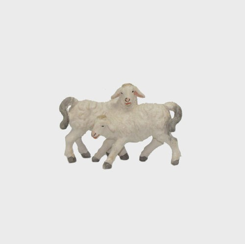 Zirbel 289 Krippenfigur Lammgruppe