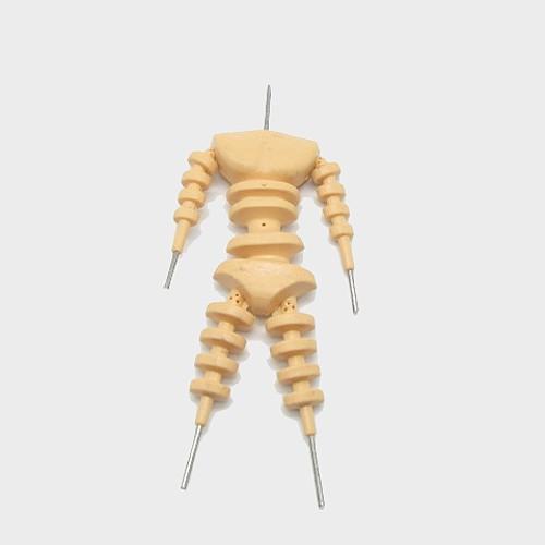 Krippenfigur Korpus beweglich