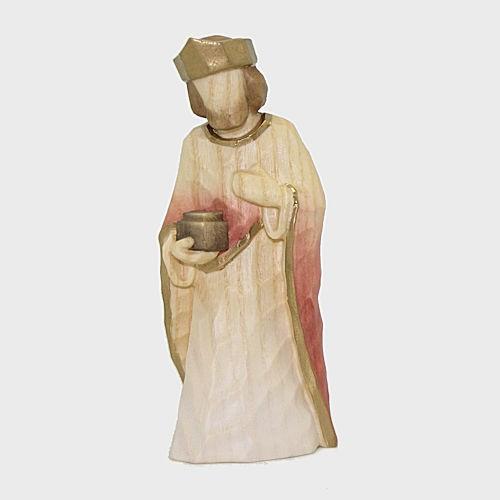 Anna 8112 Krippenfigur König weiß