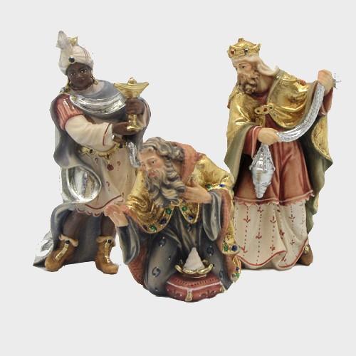 Mahlknecht 511 Krippenfiguren Heilige 3 Könige