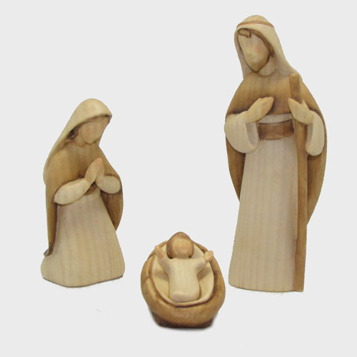 Fides 4601 Krippenfiguren Heilige Familie