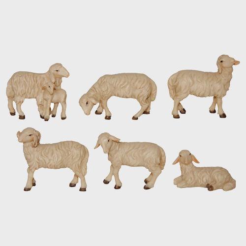 Krippenfigur Schafe