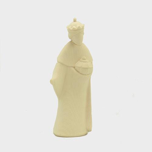 Leonardo 910013 Natur Krippenfigur König Weiß