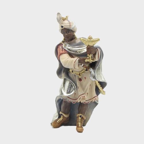 Mahlknecht 012 Krippenfigur König Mohr