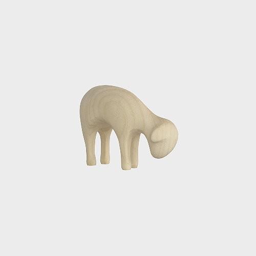 Aram 2302 Natur Krippenfigur Schaf äsend