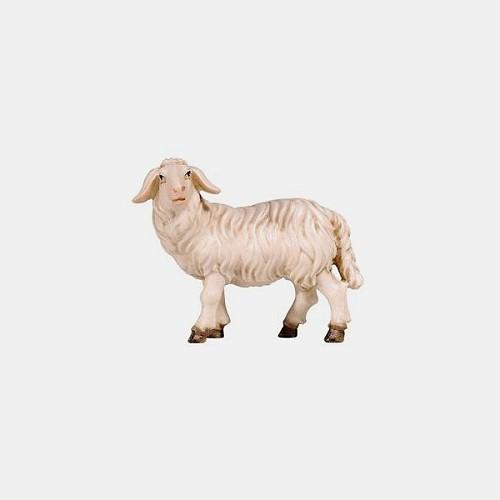 Mahlknecht 261 Krippenfigur Schaf stehend linksschauend