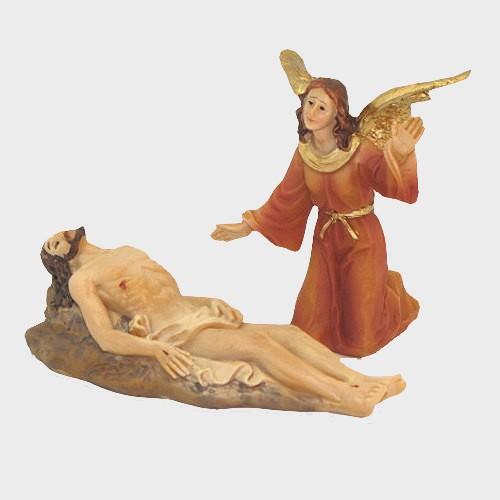 Passionsfiguren Grablegung 9cm