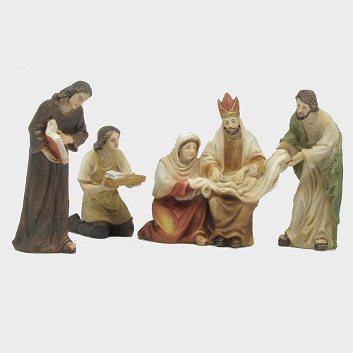 Passionsfiguren Beschneidung Jesu 9cm