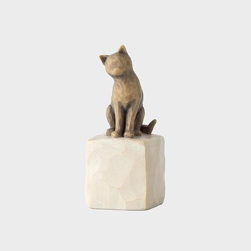 Willow Tree 27684 love my cat / liebe meine Katze