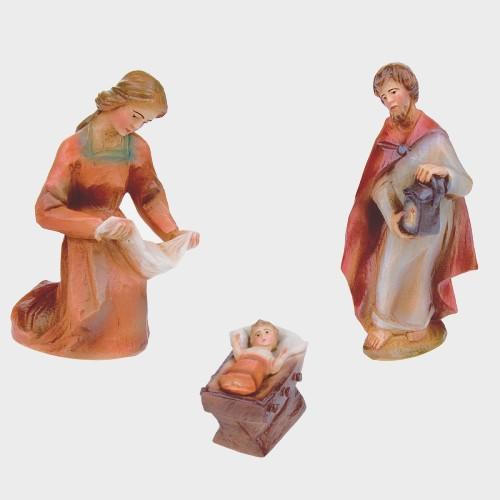 Bethlehem 81 Krippenfigur Heilige Familie 3-teilig