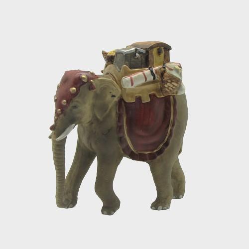 Krippenfigur Elefant