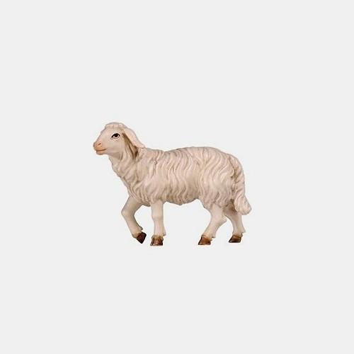 Mahlknecht 259 Krippenfigur Schaf stehend Kopf hoch