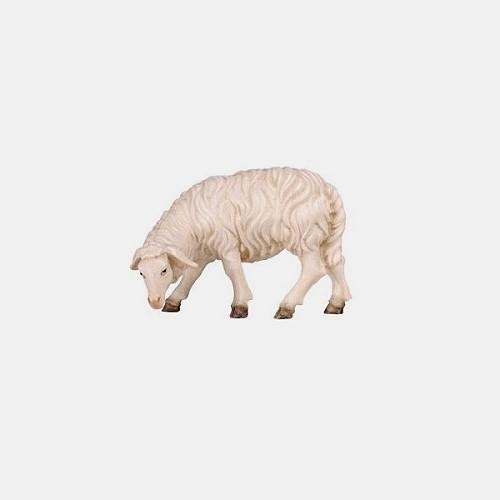 Rainell 256 Krippenfigur Schaf äsend linksschauend